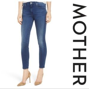 Mother Jeans The Looker Crop